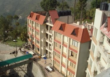 Sharvila Hotels & Resorts in Himachal with 45 suites 70 rooms